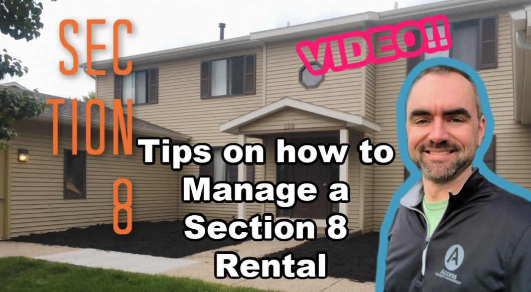 What is Section 8? Tips on Managing a Section 8 Property in Grand Rapids, MI