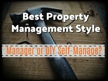 Best property management style