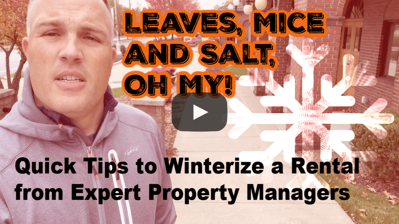 Quick Tips to Winterize a Rental from Expert Property Managers