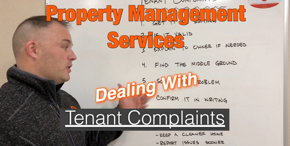 Tenant Complaints Video Thumbnail