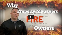 Why Property Managers Fire owners