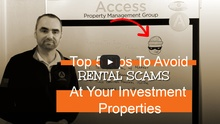 The Top 5 Tips to Avoid Rental Scams at Your Investment Property