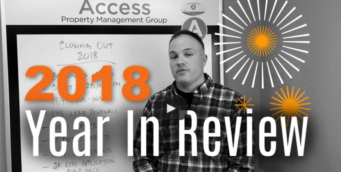 Access Property Management Group: 2018 Year in Review