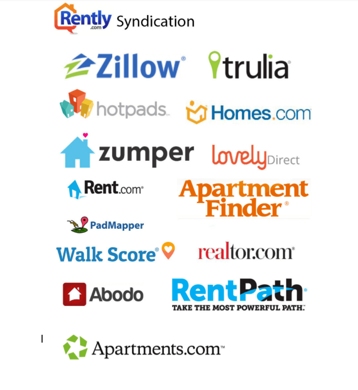 List of places to advertise rental properties