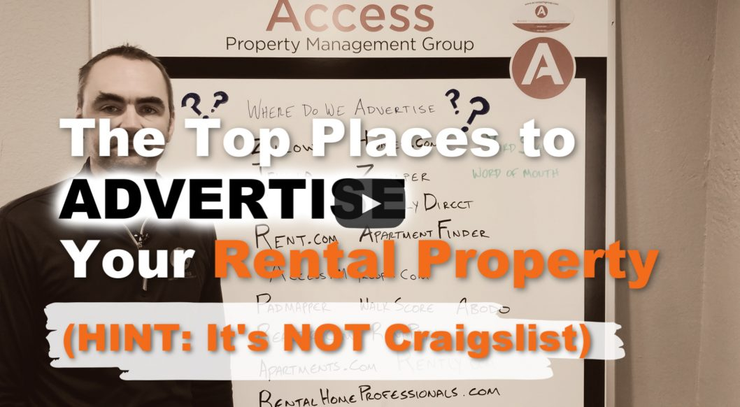 The Top Places to Advertise Your Rental Property (HINT: It's NOT Craigslist)