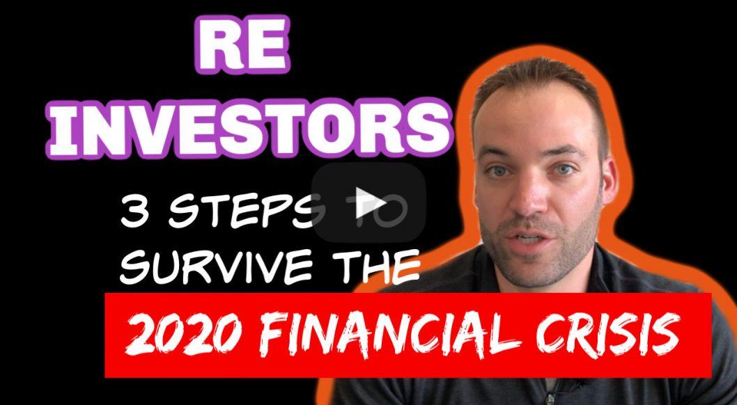 2020 Financial Crisis